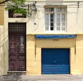 Sobrado – Rua Lopes de Oliveira
