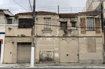 Casas Antigas – Praça Bento de Camargo Barros