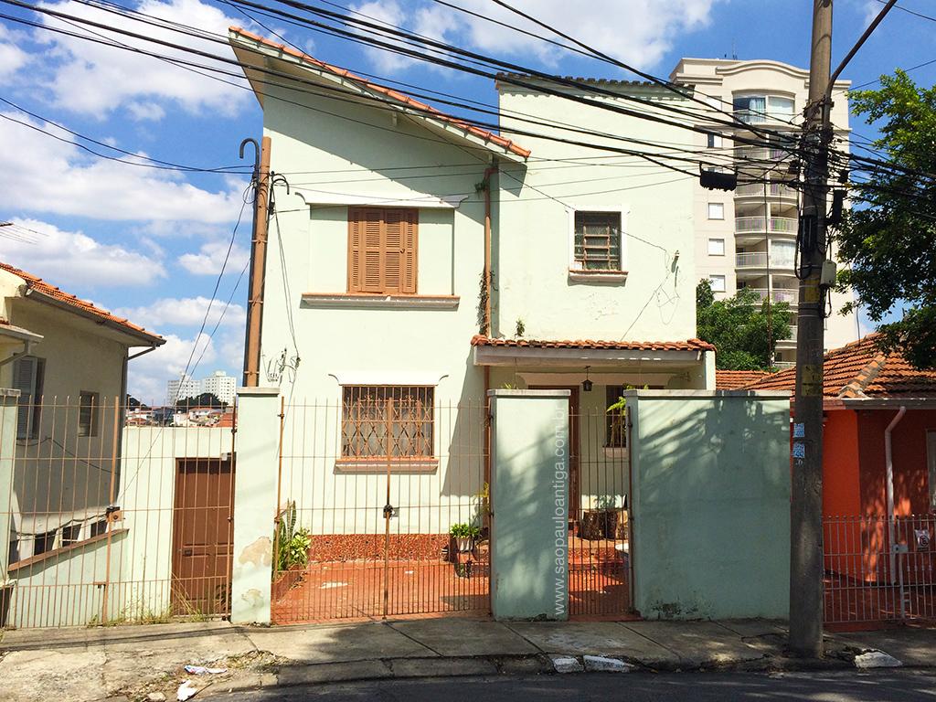 3a4958783 Sobrado - Rua Marcos Portugal – São Paulo Antiga