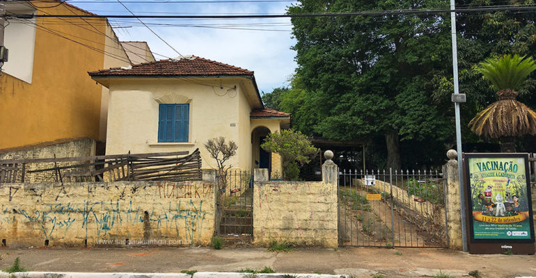 Casa – Rua Sussurana