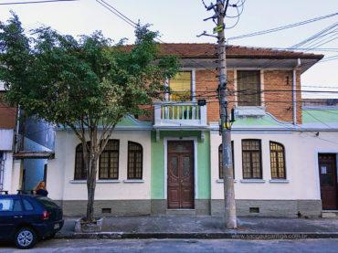 Sobrado – Rua Teixeira de Freitas