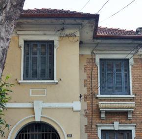 Sobrado Antigo – Rua Francisco Estácio Fortes