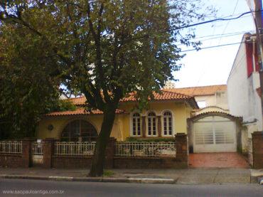 Casarão – Avenida Lins de Vasconcelos