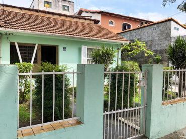 Casa antiga – Jardim Pinhal