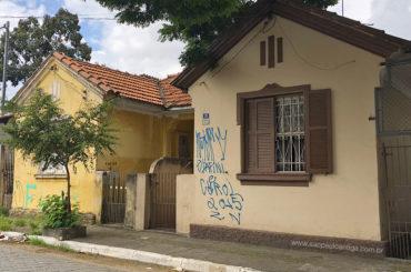 Casas – Rua Machado
