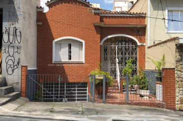 Casa – Rua Dr. Augusto de Miranda
