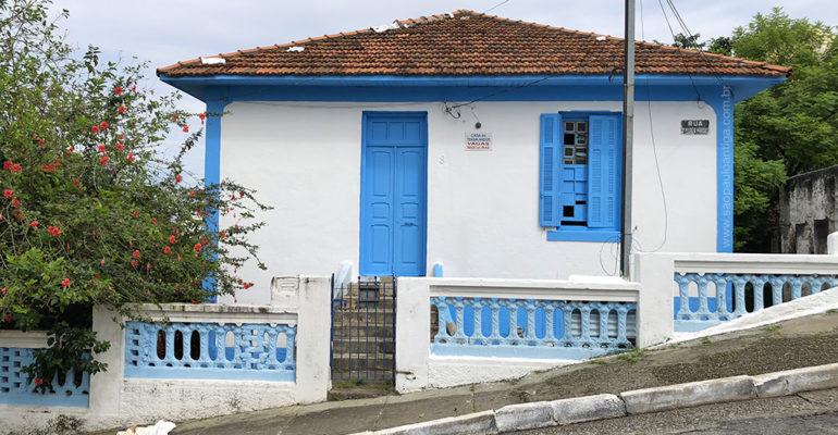 Casa Antiga – Rua Dr. Pelágio Marques