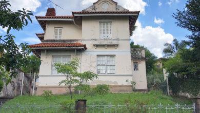 Casarão – Rua Eleutério Prado