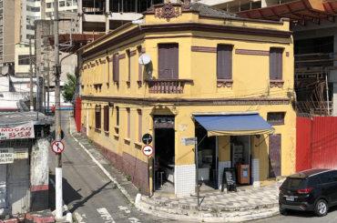 Sobrado – Rua Santo Amaro, 79