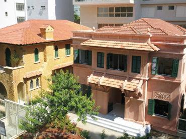 Palacetes da Rua Dr. Gabriel dos Santos são restaurados