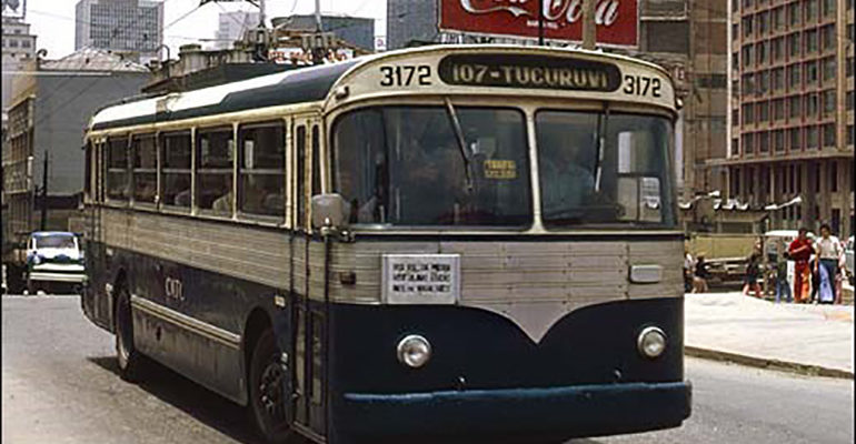 O sistema trólebus: Da obsolescência em São Paulo à sua utilização na República Tcheca