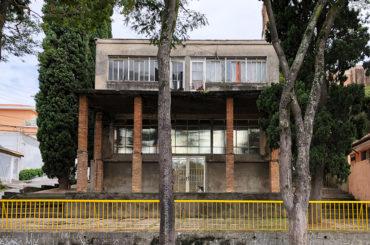 A Mansão inacabada da Rua Evans