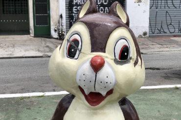 O mistério do Tico (ou seria o Teco ?) da Rua do Manifesto