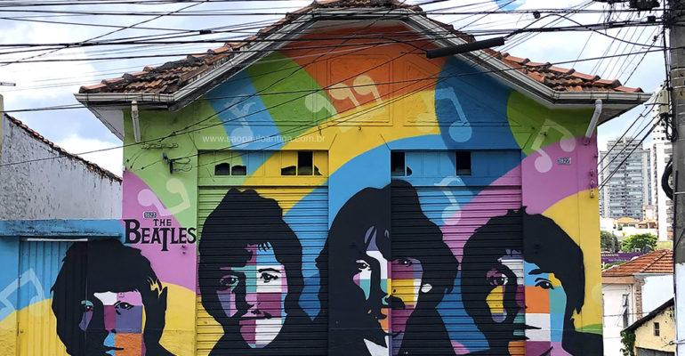 Beatles à moda paulistana