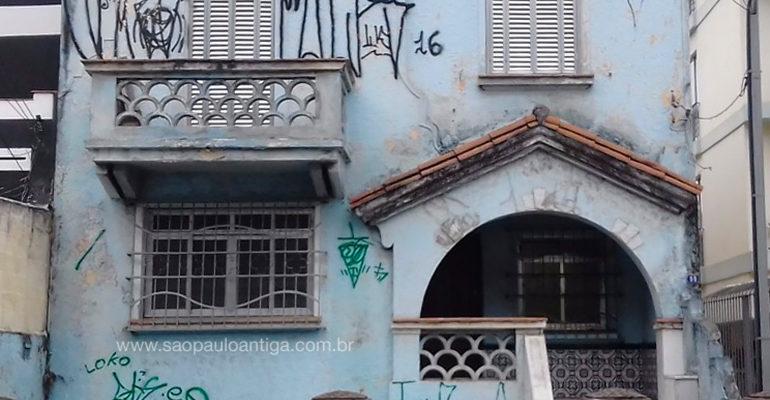 Sobrado – Rua Benvinda Aparecida de Abreu Leme