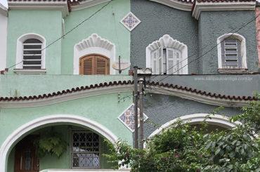 Sobrados – Rua Lopes de Oliveira