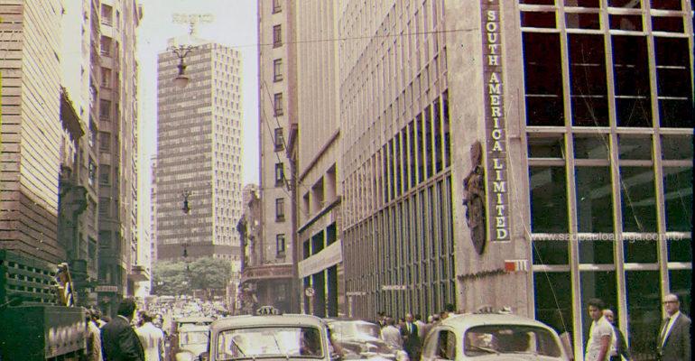 São Paulo pelas lentes de Mike Lovelock