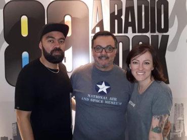 Ouça a entrevista para o programa Freak Show da 89FM