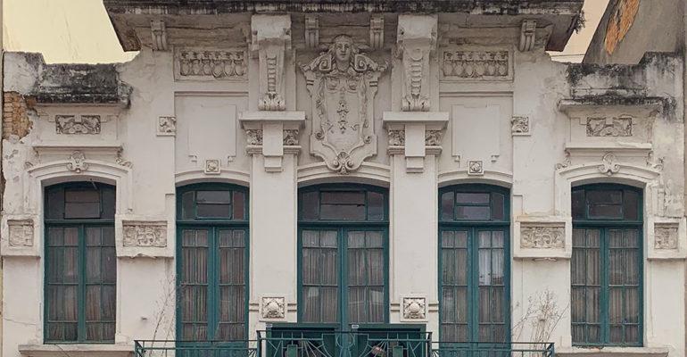 Imóvel de 1929 – Rua Quintino Bocaiúva, 262