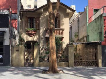 Sobrado – Rua Canuto do Val