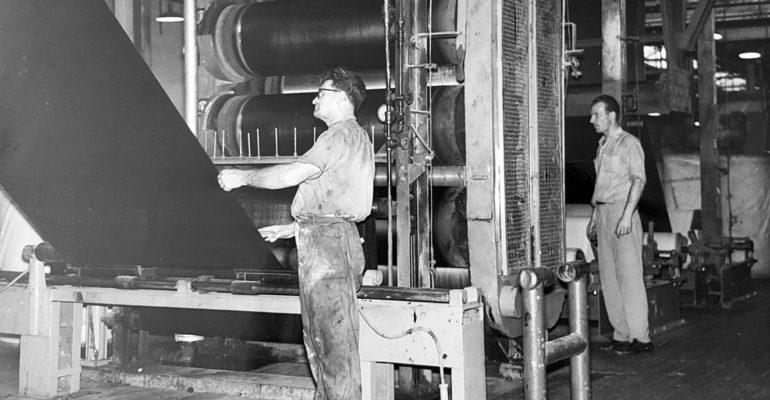 Titan Pneus e os 80 anos do primeiro pneu fabricado em São Paulo