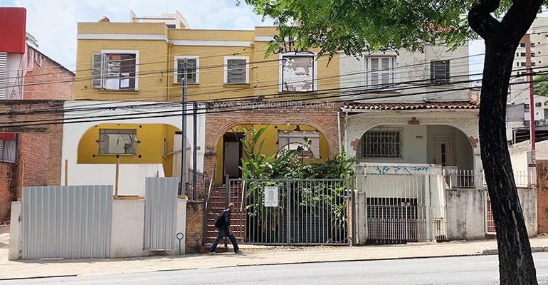 Sobrados – Avenida Pompeia 561 a 581