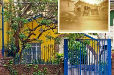 A casa de Dona Guiomar