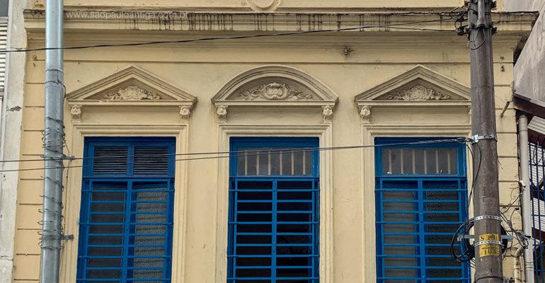 Casa de 1895 – Rua Álvares Machado
