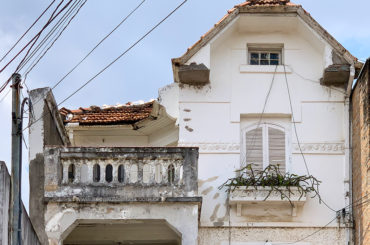 Sobrado – Rua Coimbra
