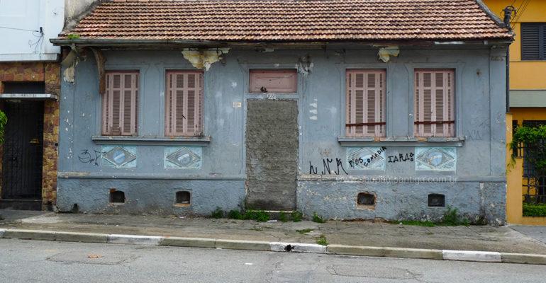 Casa – Rua Pimenta Bueno, 278