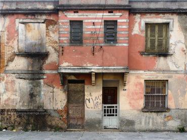 Sobrados Geminados – Rua Júlio Cesar da Silva 107