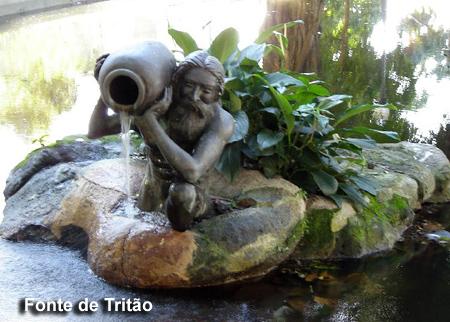 Fonte de Tritão - Rio de Janeiro