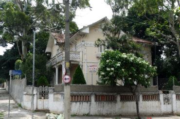 Casarão – Rua Engenheiro Reynaldo Cajado, 152
