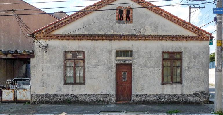 Casa – Rua Engenheiro Fox, 392