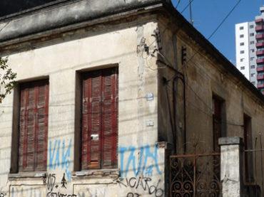 Casa de 1919 (Demolida) – Rua Sousa Lima, 119