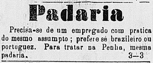 Correio Paulistano 6 de junho de 1879
