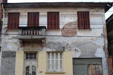 Sobrado – Rua Cajuru, 350