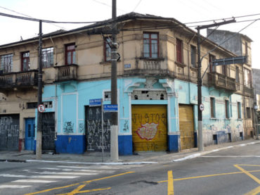 Sobrado – Rua Almirante Brasil