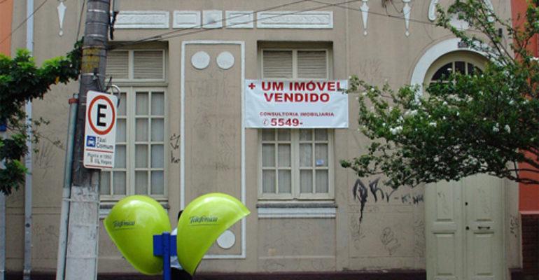 Casa Demolida – Av. Cons. Rodrigues Alves, 432