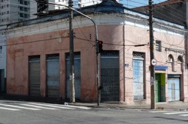 Armazém – Rua Barra Funda, 367