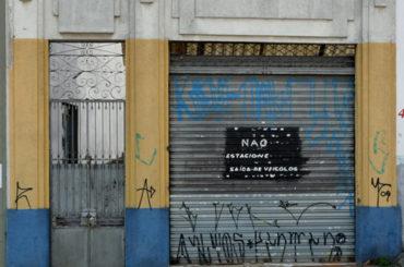 Fachada Art Déco – Rua Barra Funda, 418