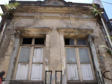 Casa Demolida – Rua Joaquim Távora, 887
