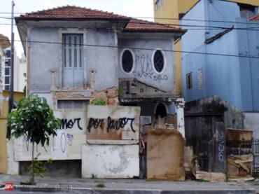 Casarão Demolido – Avenida Pompéia, 960
