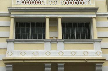 Edifício – Rua Florêncio de Abreu, 327