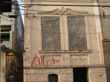 Casa – rua da Mooca, 556