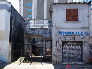 Sobrado Demolido – Rua Lino Coutinho, 1095