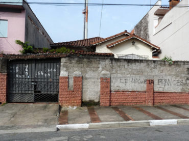 Casa – Rua Pimenta Bueno s/n