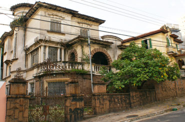 Casarão – Rua Scuvero, 133
