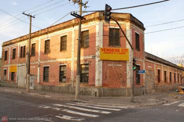 Armazém Antigo – Rua Bresser, 1224