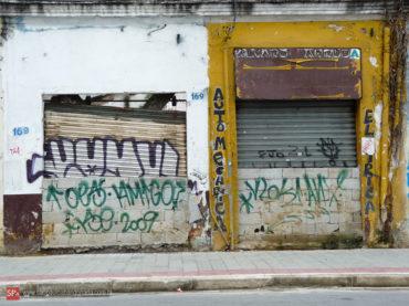 Salões Comerciais – rua do Triunfo, 169/171